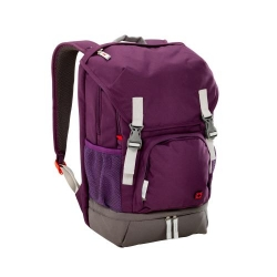 Wenger, Jetty 16 inch Laptop Backpack, Purple