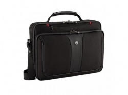 Wenger, Legacy 16 inch  Computer Case, Black
