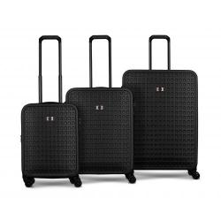 Wenger Matrix Hardside Luggage Set, Black ( R )