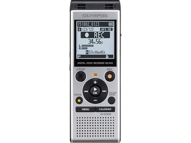 Bundle kit Olympus WS-852 + ME52 Uni-directional Microphone