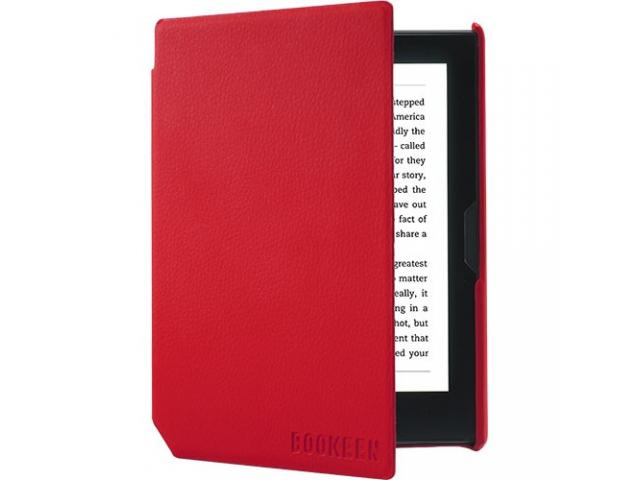 Cover Cybook Muse  - Red Vermillon