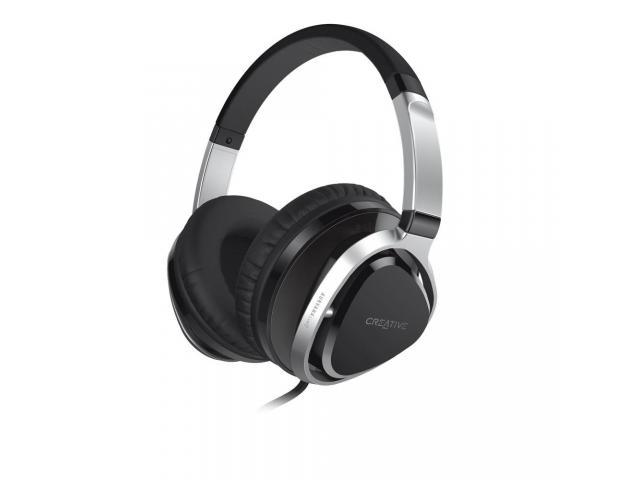 CREATIVE AURVANA LIVE!2 - Headset, Black