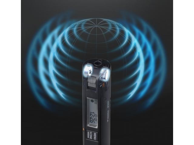 Reportofon stereo tip stilou Olympus VP-10 (4GB)