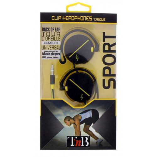 TnB  CLIP SPORT  HEADPHONE