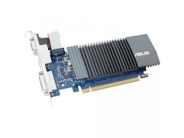 VGA PCIE8 GT710 2GB GDDR5/GT710-SL-2GD5-BRK ASUS