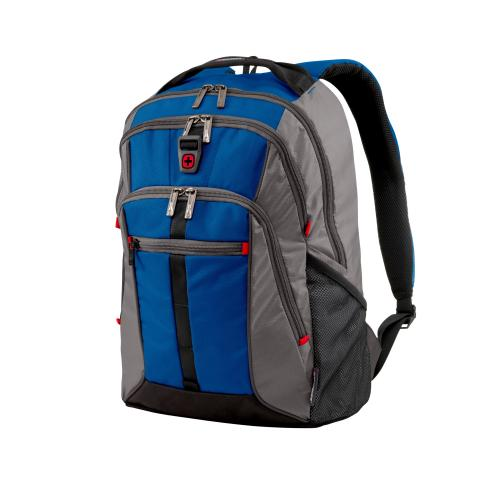 Wenger, Lycus 16 inch Laptop Backpack, Blue