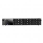 Asustor AS609RS 9-Bay NAS,  Rackmount,Intel Atom 2.13 GHz Dual-Core Processor