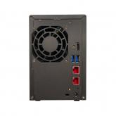 ASUSTOR NAS 2 Bay Intel Celeron J4125 QC 2.0GHz, 4GB, M2,USB 3.2