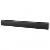 Avtek Soundbar, doua canale, 36W RMS, egalizator, telecomanda, minijack 3.5, Bluetooth 3.0, 91cm, 1.7kg, sistem de prindere pe perete