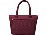 Continent Executive NB Lady Bag 15.6 inch Bordo