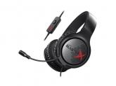 Casti cu microfon Creative Sound BlasterX H3
