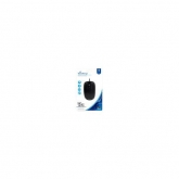 MediaRange Corded 3-button optical mouse, black