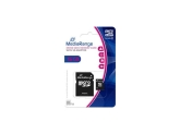 MediaRange Micro SDHC  16GB Class 10 with SD adapter,