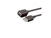 MediaRange  USB Extension Cable 5M, USB 2.0 , Black