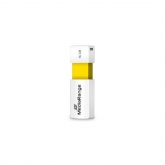 MediaRange USB flash drive, color edition, yellow, 16GB
