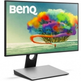 Monitor LED Benq PD2710QC, 27inch, 2560x1440, 5ms GTG, Black-Silver