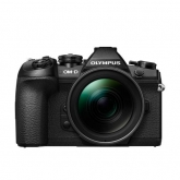 Olympus E-M1 Mark II Body black + EZ-M1240PRO black kit