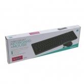 OMEGA KIT KEYBOARD + MOUSE OKM05 cu FIR USB/microUSB - BLACK