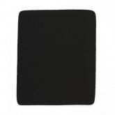 OMEGA MOUSE PAD textil 18x22x0,2cm BLACK