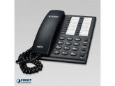Planet Entry Level HD POE IP Phone: SIP2.0, HD Voice, 3-way Conferencing, 20 multi-functional key, 1