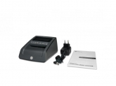 Safescan 155-S black Automatic counterfeit detector 7-point detection