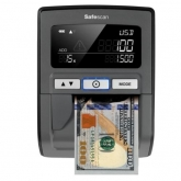 Safescan 185-S black Automatic counterfeit detector 7-point detection