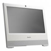 Shuttle All-in-One Barebone X50V6 PC 39.6cm - 15.6 Touch White Fanless