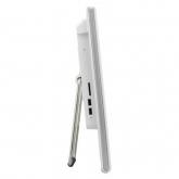 Shuttle All-in-One Barebone X50V6U3 PC 39.6cm - 15.6 Touch White Fanless