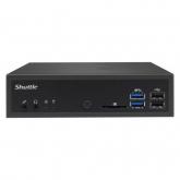 Shuttle Shuttle Slim-PC Barebone DH310  LGA1151V2 generatia 8 Intel