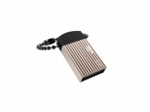 Stick Memorie Silicon Power Touch T20 8GB, USB 2.0, Champagne