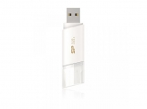 Stick memorie Silicon Power Blaze B06, 16GB, USB 3.0, White
