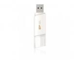 Stick memorie Silicon Power Blaze B06, 16GB, USB 3.0, White