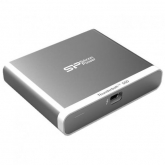 SP External SSD Thunderbolt T11 120 GB Grey for MAC