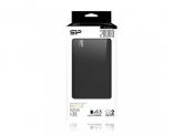 Baterie Portabila Silicon Power S200, 20000mAH, 2x USB, Black