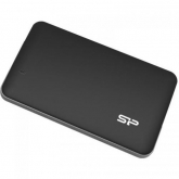 SSD Portabil Silicon Power Bolt B10 256GB, USB 3.1, Black