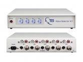 TLS  Video Selector 4/1 - selector sursa semnal Video Compus / S-Video
