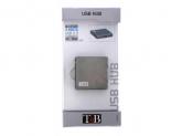 TnB  4 PORTS USB HUB ALUMINIUM