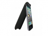 TnB  COVER FOR IPHONE4G BLK+SCREEN PROTE