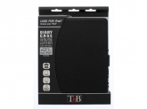 TnB  FOLIO CASE FOR IPAD 2 AND NEW IPAD BLACK