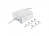 TRUST 70W Plug-in Laptop, Tablet & Phone Charger