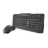 TRUST Classicline Wired Keyboard and Mouse