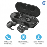 Trust Duet2 Bluetooth Wire-free Earphones