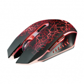 TRUST GXT 105 IZZA WIRELESS ILLUMINATED GAMING MOUSE