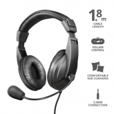 TRUST Quasar Headset for PC and laptop