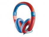 TRUST SONIN KIDS HEADPHONE - RED/BLUE