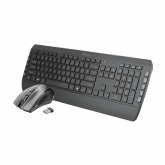 TRUST Tecla2 Wireless Multimedia Keyboard with mouse