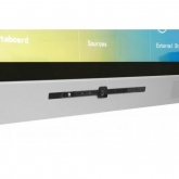 Unified Collaboration System All-in-one  65 inch, 20 points multi-touch, 4K resolution, Optical Bond