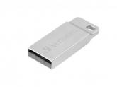 Verbatim Metal Executive USB 2.0 Drive Silver 16GB