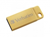 Verbatim Metal  Executive USB 3.0 Drive Gold 32GB