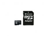 Verbatim Pro microSDHC U3 32GB with adapter